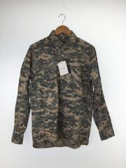CASUAL SHIRTS/長袖シャツ/M/コットン/BEG/カモフラ/240113-02-UF66