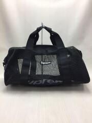 Big Duffle Bag/20SS/ボストンバッグ/PVC/BLK/無地