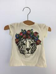 Tシャツ/--/コットン/WHT/プリント