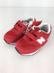 キッズ靴/14.5cm/スニーカー/スウェード/RED