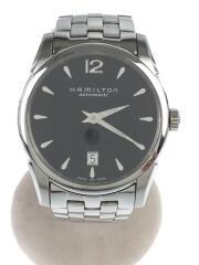 腕時計/アナログ/BLK/ジャズマスター/文字盤 黒/H-385150/自動巻き