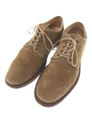 ドレスシューズ/US11.5/BEG/スウェード/J.CREW/革靴/外羽根/