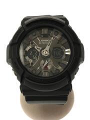 クォーツ腕時計・G-SHOCK/GA-201-1AJF/デジアナ/BLK