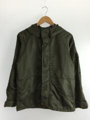 ナイロンジャケット/S/ナイロン/カーキ/TA1038-276/アルファインダストリーズ