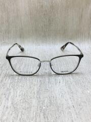 メガネ/シルバー/VPR58S-D/プラダ