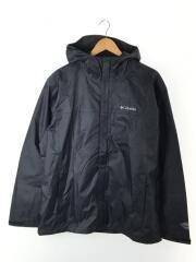 Watertight II Jacket/マウンテンパーカ/L/ナイロン/ブラック/1533891/コロンビア