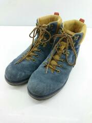 ブーツ/27cm/紺/スウェード/U43066