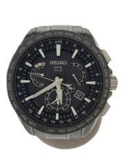 ソーラー腕時計/アナログ/ステンレス/シルバー/8X53-0AD0-2/ASTRON/GPS SOLAR