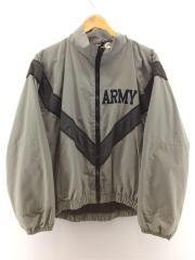 90s/IPFU JACKET/トレーニングジャケット/ナイロンジャケット/S/ナイロン/グレー