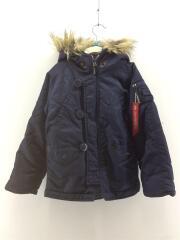 ジャケット/N-3B/120cm/ナイロン/紺/29601-067