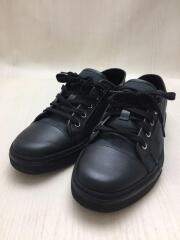 ローカットスニーカー/US8.5/ブラック/GGキャンバス/426189/GG柄/クツ/靴/服飾/ロゴ