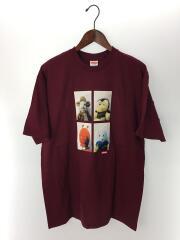 18AW/MK Ahh Youth Tee/Tシャツ/M/コットン/BRD