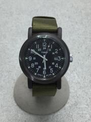 腕時計/アナログ/--/BLK/GRN