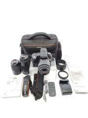 デジタル一眼カメラ α55 SLT-A55VY ダブルズームレンズキット
