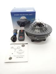 スピーカー/BLK/LEDスタープロジェクター/フルカラーミュージックスターライト