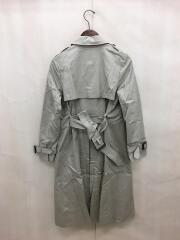 NL91COT006KN/トレンチコート/36/コットン/BEG/無地/