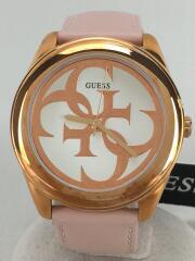G Twist/W0895L6/クォーツ腕時計/アナログ/レザー/