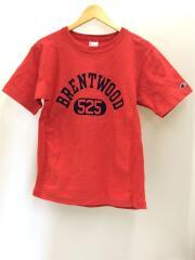 C3-P315/REVERSE WAVE/Tシャツ/L/コットン/RED/プリント