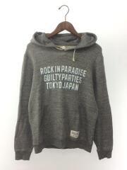パーカー/M/ROCKIN PARADISE/コットン/GRY