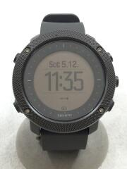Traverse OW151 GPS GLONASS/USB充電式/替ベルト付/デジタル/OW151