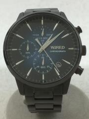 クォーツ腕時計/アナログ/VD57-KJD0