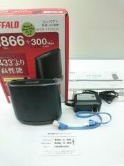 【美品】無線LANルーター(Wi-Fiルーター) AirStation WCR-1166DS