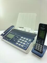 おたっくす(デジタルコードレスFAX 子機1台付) KX-PD505DL-A/パナソニック