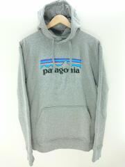2019AW P-6 Logo Uprisal Hoody/プル0-バーパーカー/M/GRY/パタゴニア