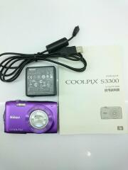 COOLPIX S3300 コンパクトデジタルカメラ ニコン
