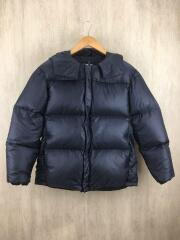 17AW/DESCENTE PAUSE/DUI3752/ダウンジャケット/M/ナイロン/NVY