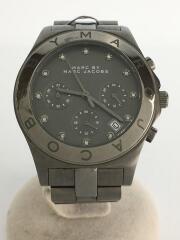 クォーツ腕時計/アナログ/ステンレス/GRY/MBM3103
