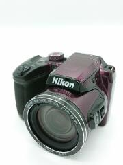 デジタルカメラ COOLPIX B500 [プラム]