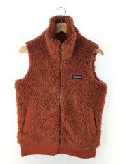 2020model/Womens Dusty Mesa Fleece Vest/M/25120FA20/BRW