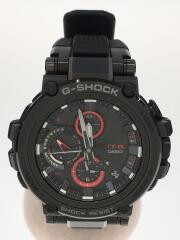 ソーラー腕時計・G-SHOCK/アナログ/BLK