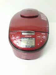 炊飯器 極上炊き 圧力&スチーム RZ-SG10J(R) [レッド]