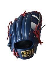 野球用品/右利き用/BLU/ZETT ゼット/DUALCRTOI