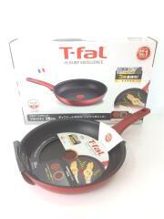 T-fal/フライパン/IHルビー・エクセレンス28cm/RED