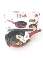 T-fal/フライパン/RED/21cm/IHルビー・エクセレンス