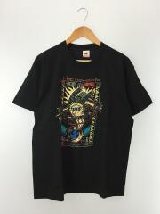 90s/USA製/REGGAE SUNSPLASH/Tシャツ/L/コットン/ブラック/フェスT/レゲェ