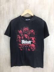 slipknot/スリップノット/00s/バンドtシャツ/Tシャツ/M/コットン/ブラック