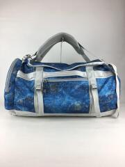 リュック/PVC/ブルー/総柄/ダッフルバッグ/NMJ81600/ナイロンダッフル 50