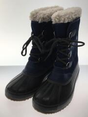 ブーツ/28cm/ブルー/パックナイロン/NM1440-465