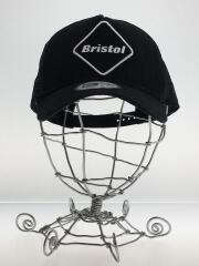 メッシュキャップ/FREE/ポリエステル/ブラック/無地/FCRB-150030/BRISTOL