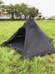 CETO1001 テント/ワンポール/4~6人用/BLK