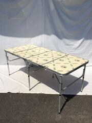 170-5540 テーブル Four-folding Table 8 170-5540/4~6人用/WHT