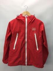 ヘリーハンセン/スカンザ3WAYジャケット/L/ライナー付きナイロン/RED/HOE11353/汚れ有り
