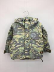 ジャケット/110cm/ポリエステル/KHK/カモフラ/HEAVYDUTY