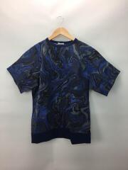 半袖スウェット/4/コットン//ブルー0090021206-3-4
