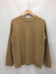 セーター(厚手)/ニット/XL/アクリル/BEG/NUC01KNT001TY/2020SS
