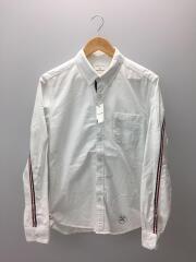 ボタンダウンシャツ/3/コットン/WHT/UE-123079